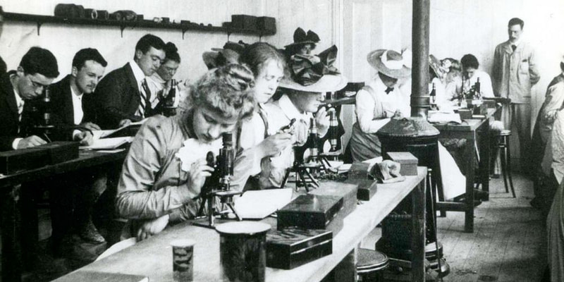 Wye College First Women Students