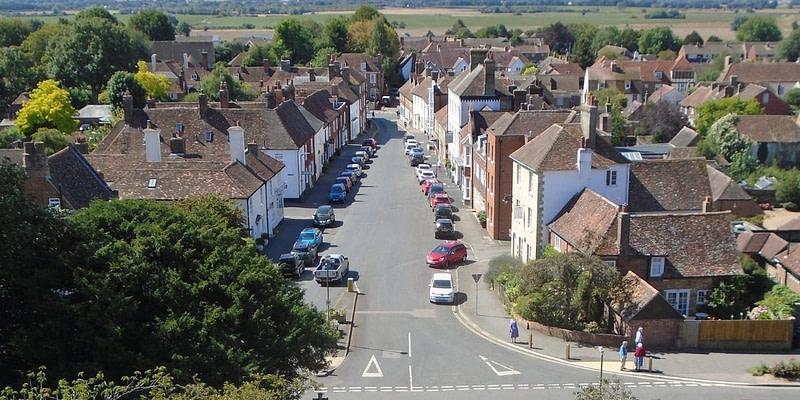 Wye Village Kent